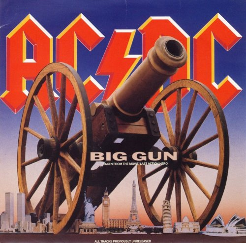 AC/DC – Big Gun Lyrics | Genius Lyrics