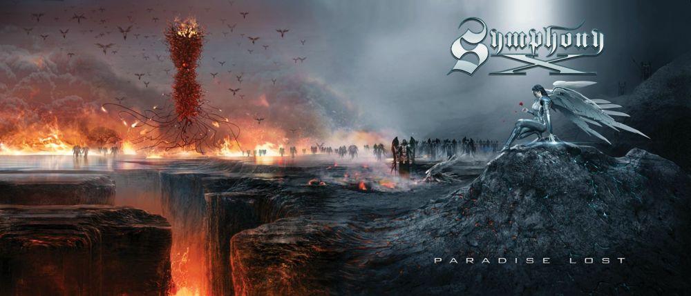 Falling Down Wallpaper Symphony X Set The World On Fire The Lie Of Lies