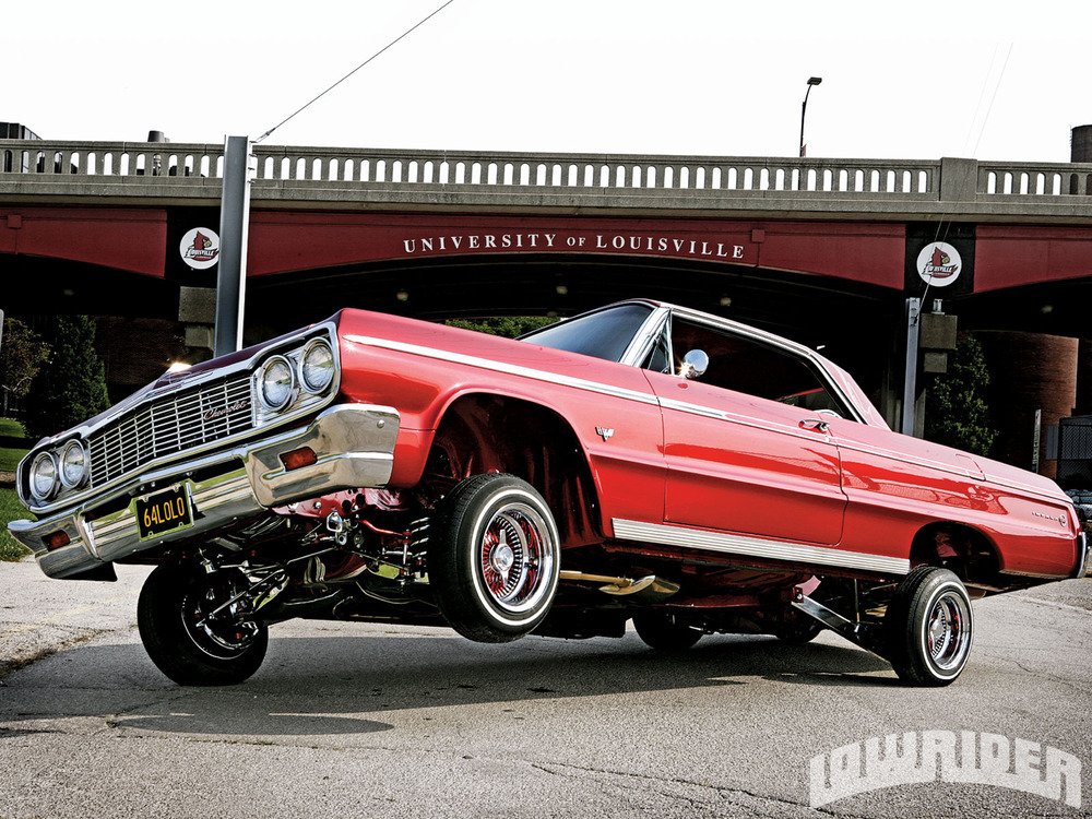 Deuce And Quarter Car