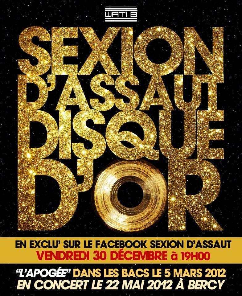 Disque D Or Sexion D Assaut : disque, sexion, assaut, Sexion, D'Assaut, Disque, Lyrics, Genius