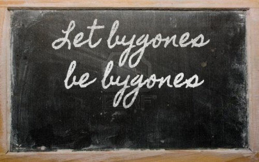 Let bygones be bygones, you can go on and get the hell on / You and your momma – Ms. Jackson Lyrics Meaning
