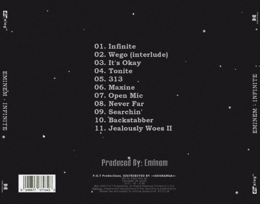 Eminem 1st Album