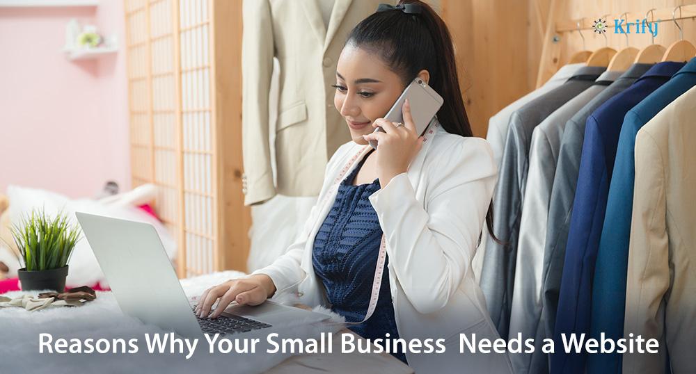 business needs website
