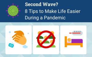 life easier during pandemic