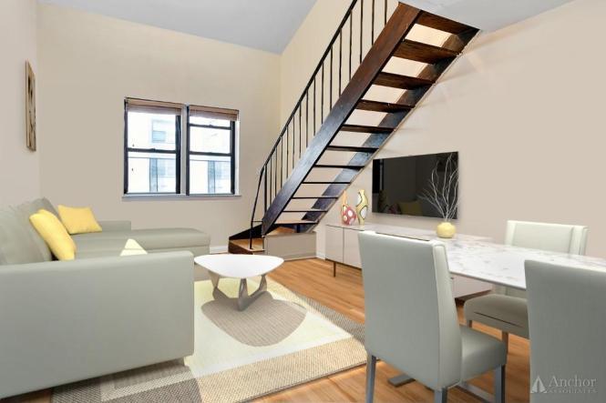 New York City Apartments Gramercy Park 1 Bedroom Apartment