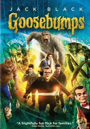 Goosebumps For Rent Amp Other New Releases On DVD At Redbox