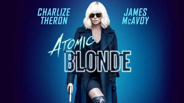 Atomic Blonde, Movie on DVD, Action
