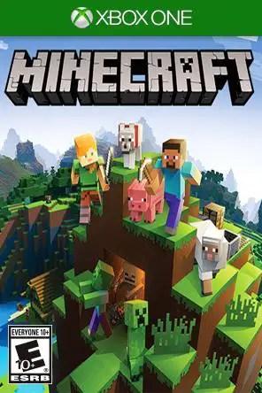 Rent Minecraft Xbox One Video Game Rentals From Redbox
