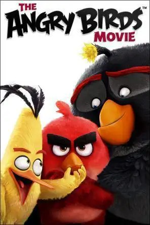 Image result for the angry birds movie dvd