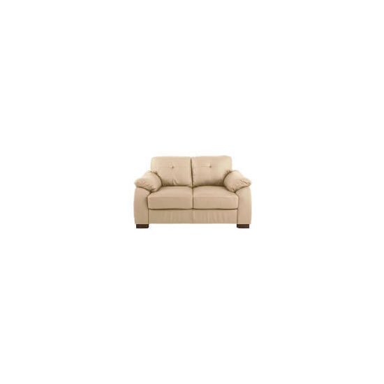 modena 2 seater reclining leather sofa sectional connector brackets cream reviews compare prices and deals reevoo
