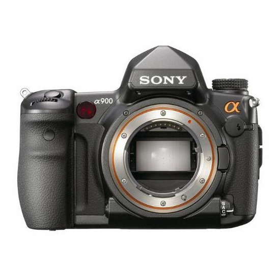 Sony Alpha DSLR-A900 (Body Only) Reviews and Prices