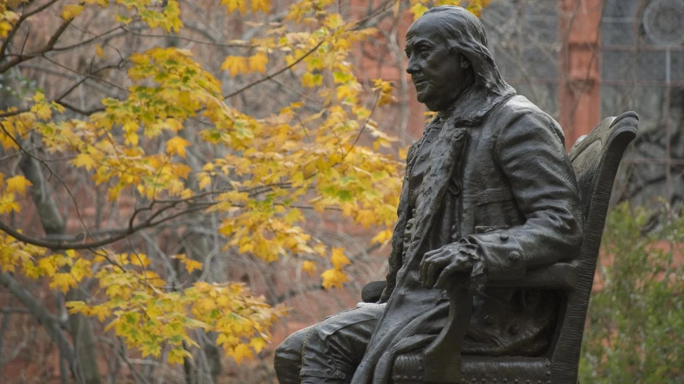 What Is Benjamin Franklin Famous For