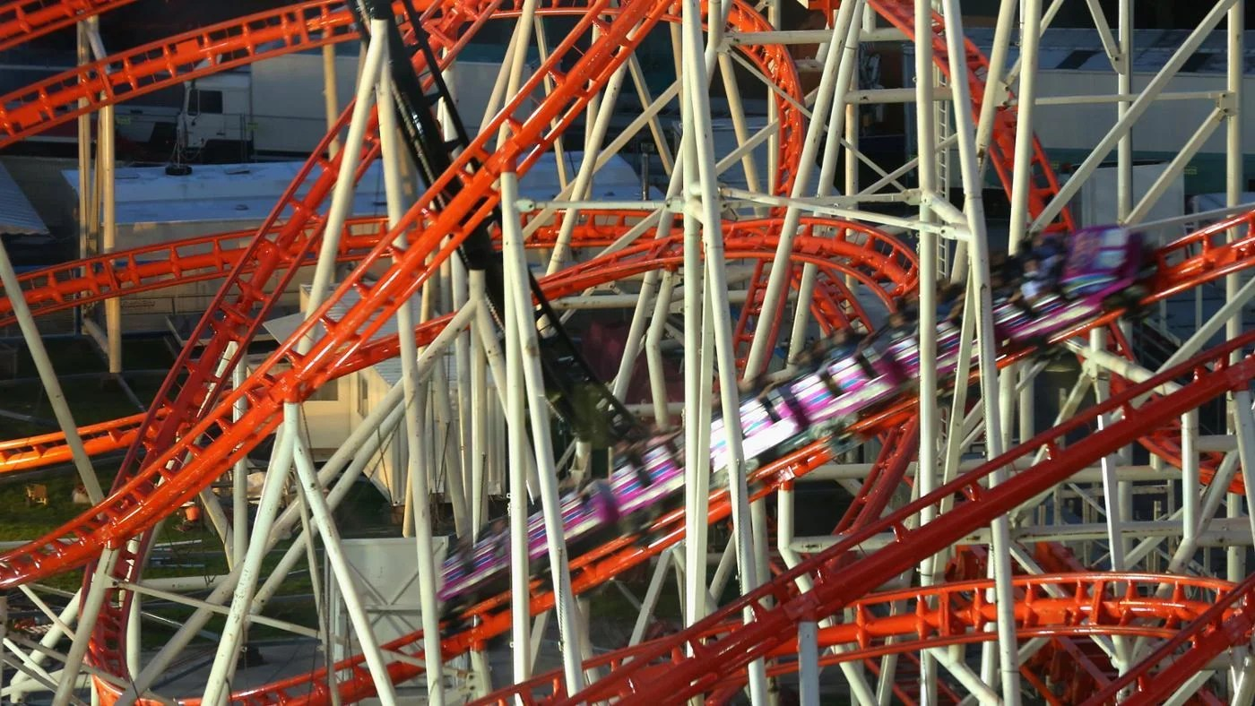 How Does Friction Affect Roller Coasters