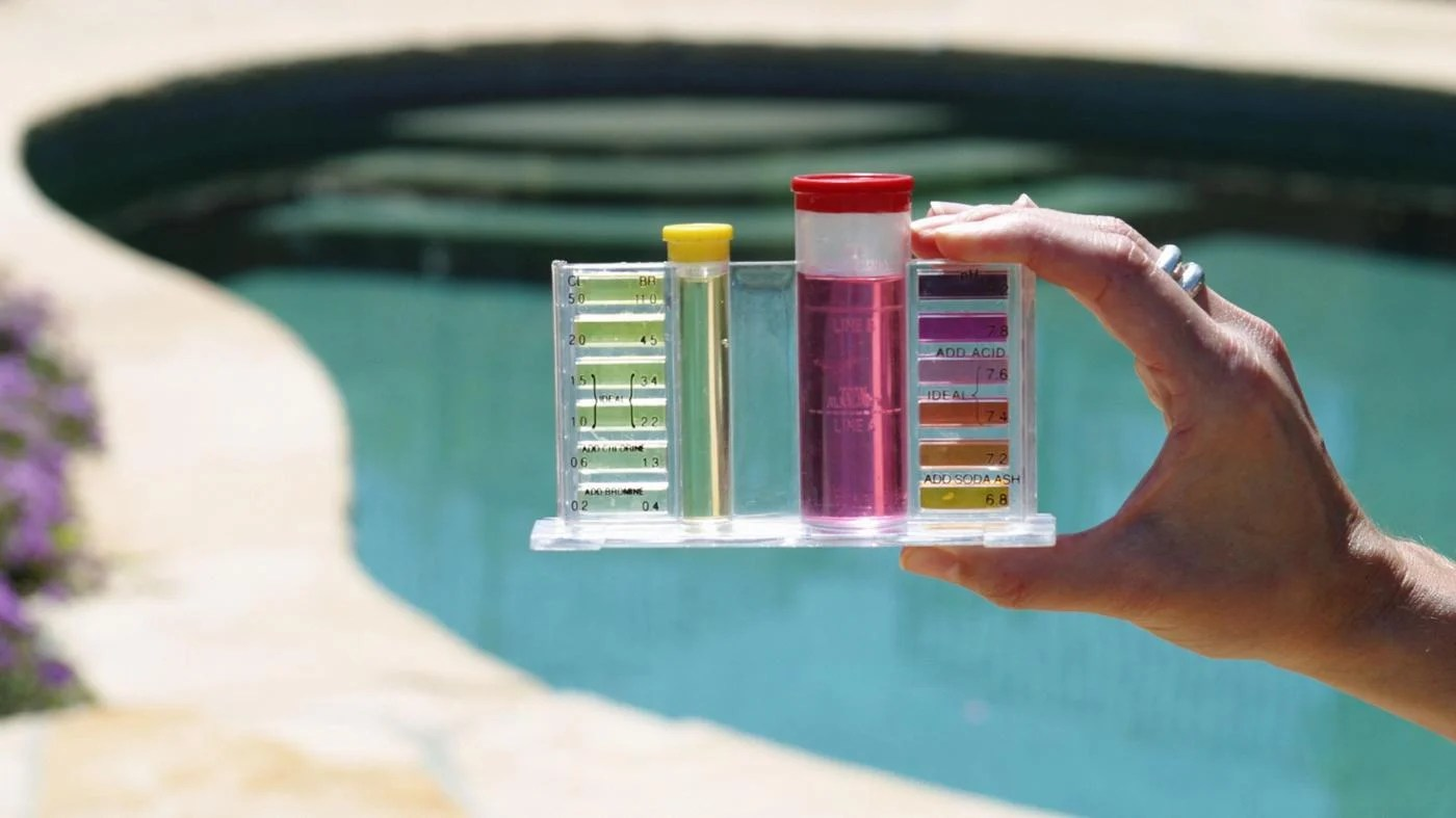 How Do You Lower PH in a Pool?   Reference.com