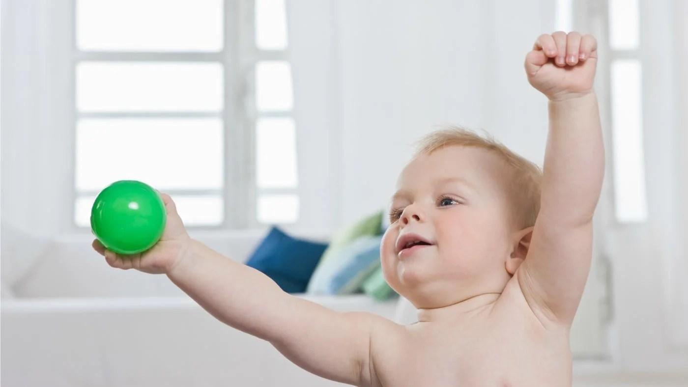 why do babies like