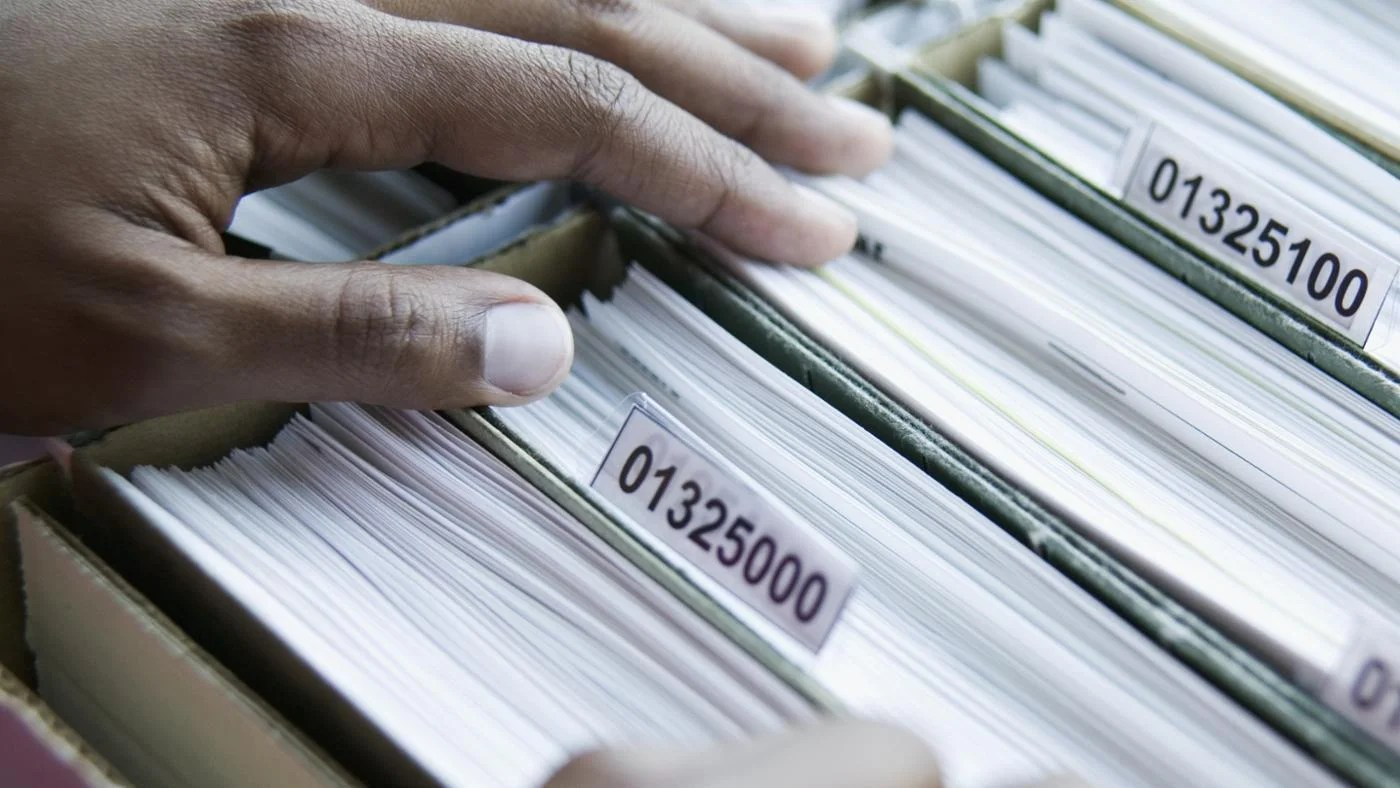 What Are Numerical Filing Systems