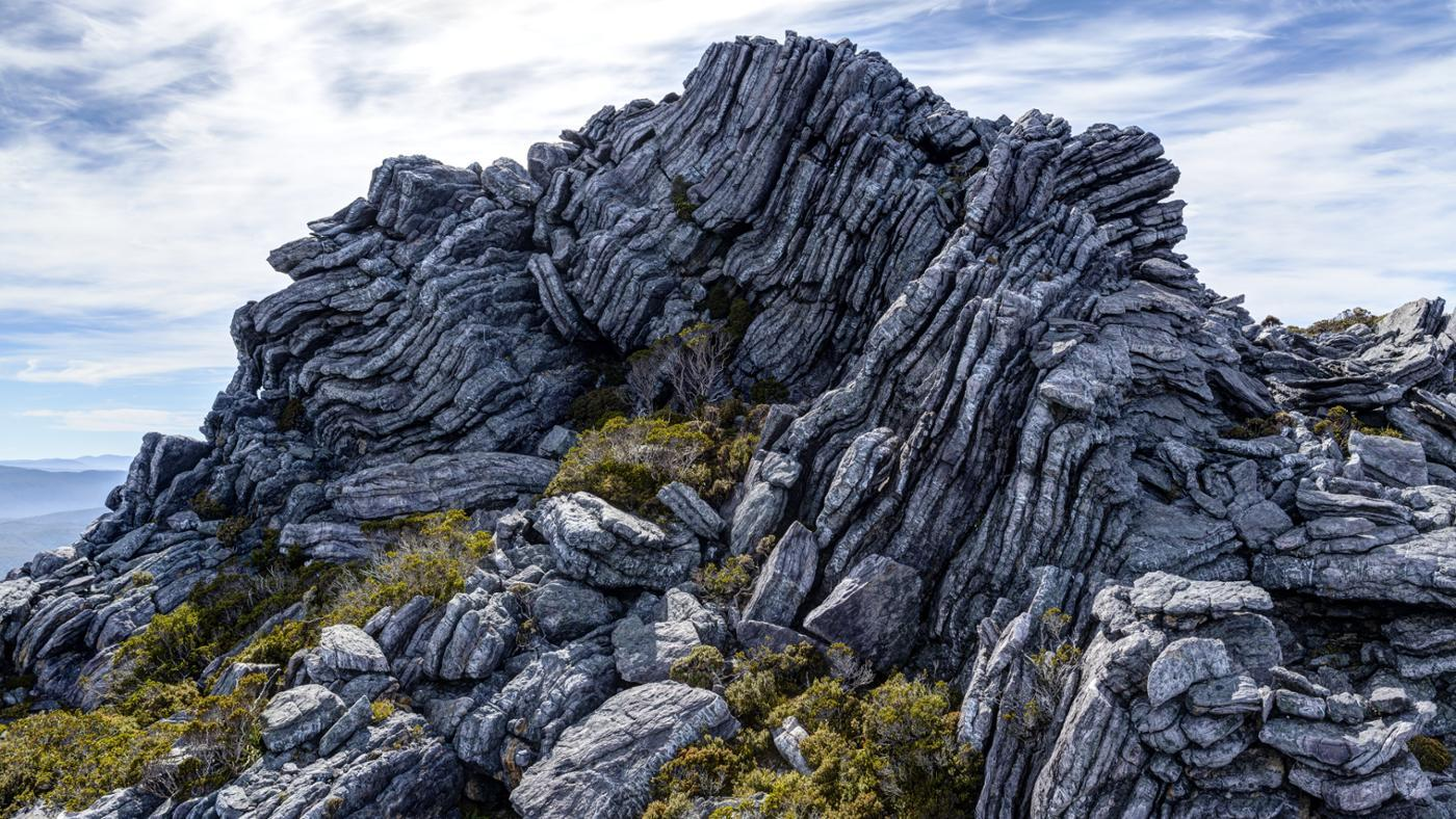 Where Can Metamorphic Rocks Be Found