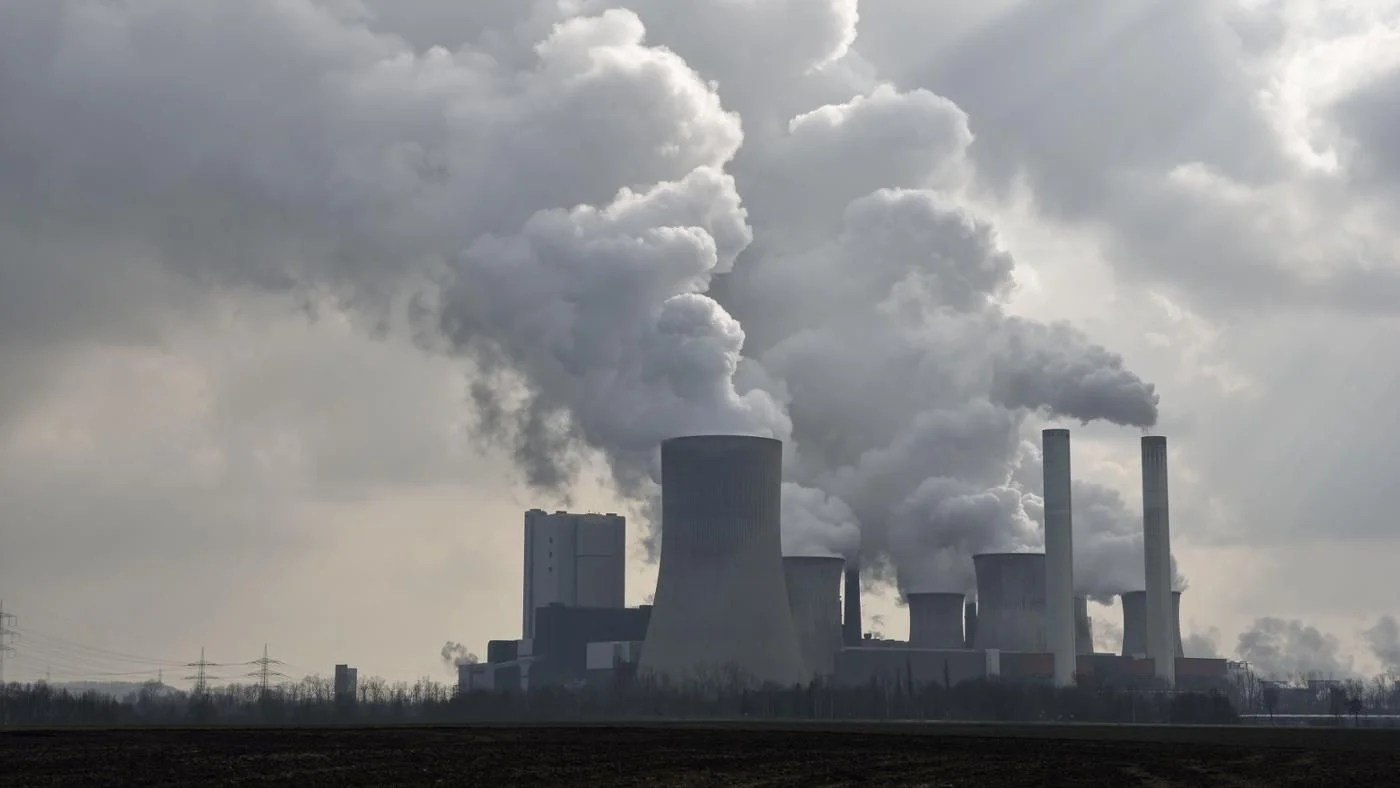 What Are The Main Causes Of Air Pollution