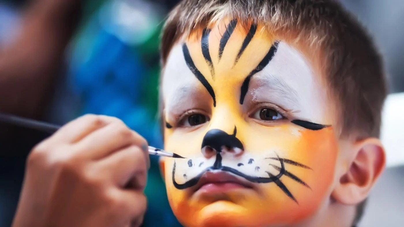 Where Can I Find Some Face Paint Examples