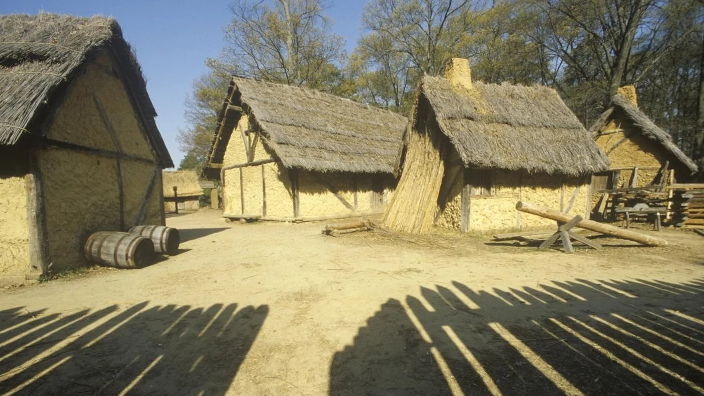 What Was The First Permanent English Settlement In North America