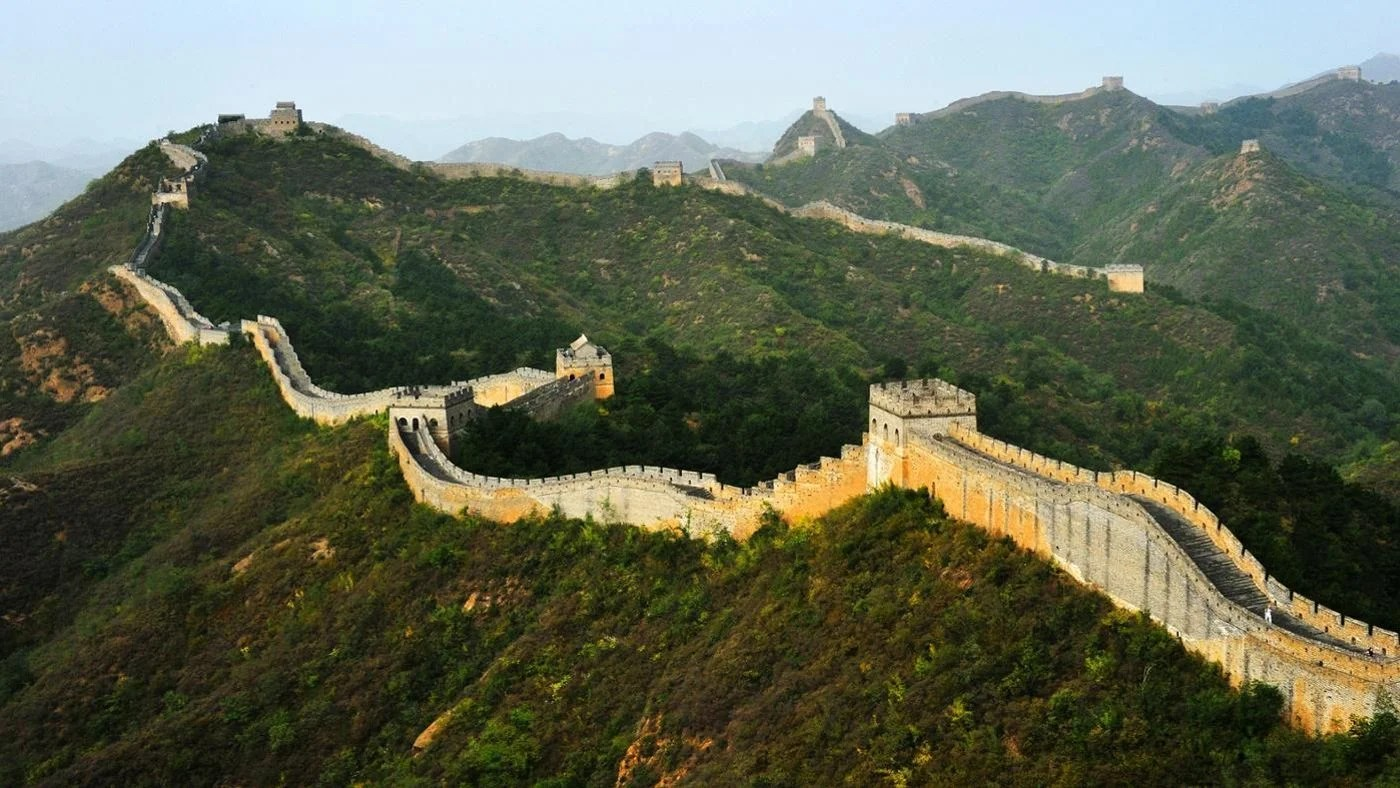 Where Does The Great Wall Of China Start And End