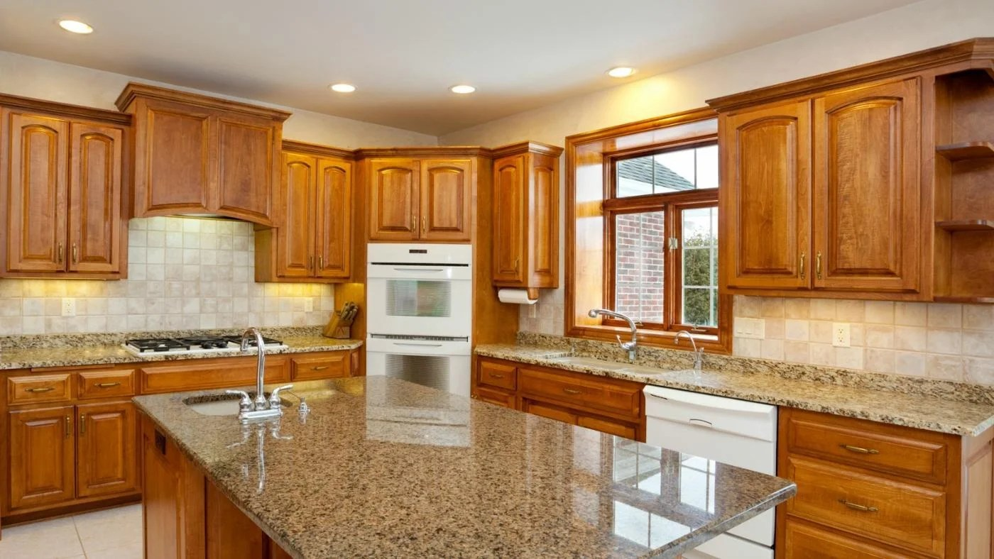 oak kitchen cabinet copper appliances what is the best way to clean cabinets reference com