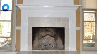 What Is the Standard Height of a Fireplace Mantel ...