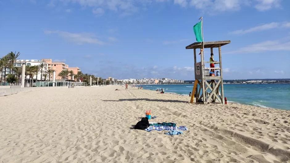 mallorca so sieht der strand besuch
