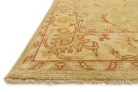 2x3 Loloi Rug Traditional Vernon Olive lt. green Hand ...