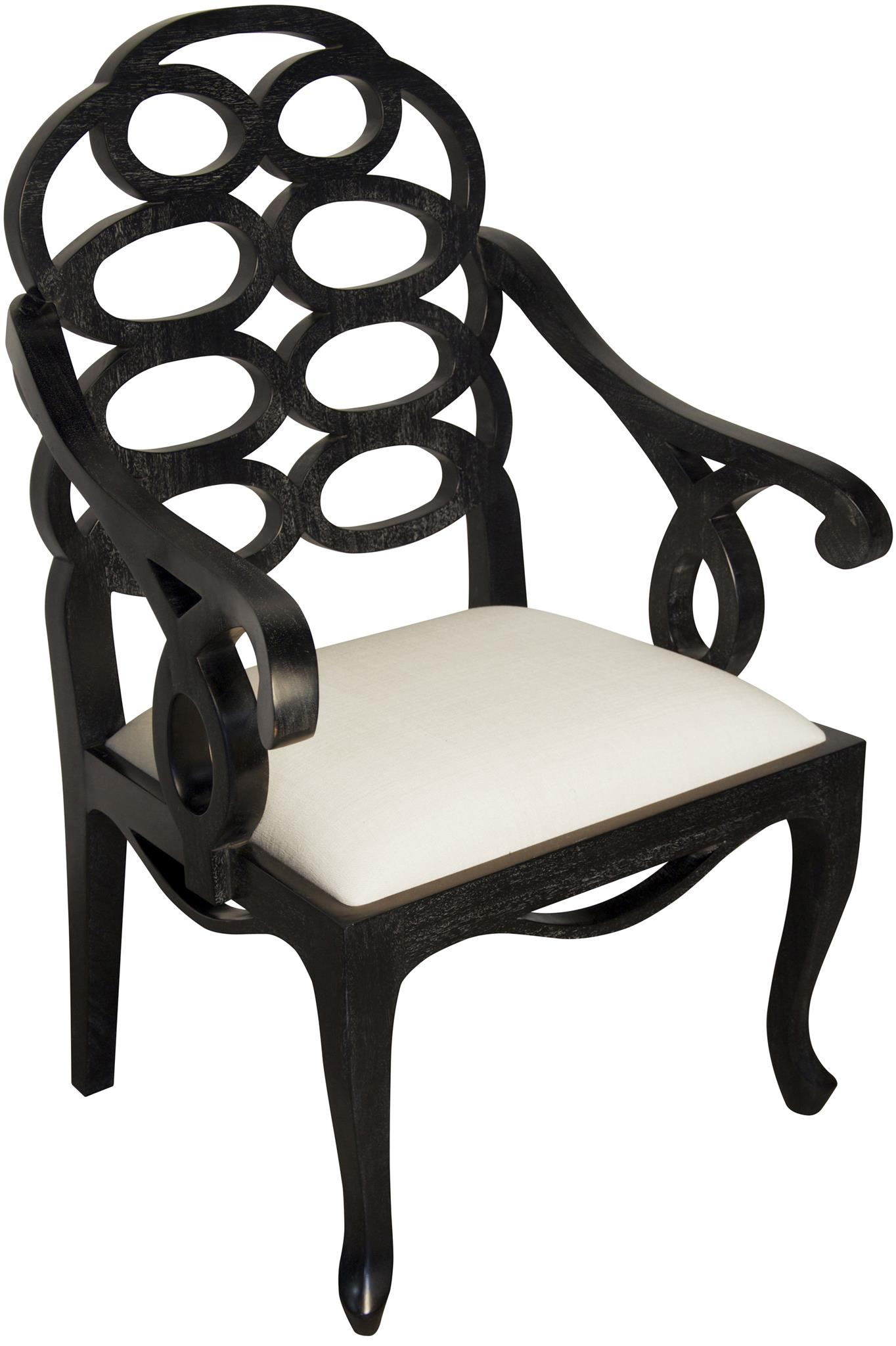 noir dining chairs office chair casters for carpet