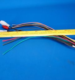 xo vision 20 pin radio wire harness stereo power plug back clip xod1752bt for sale [ 1600 x 1200 Pixel ]