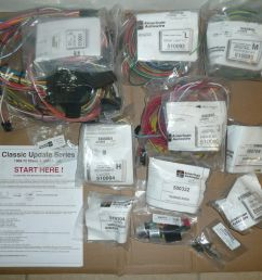american autowire classic update series 1969 1972 chevy truck 510089 c10 wiring harness complete wiring harness kit 19691972 chevy truck [ 1600 x 1200 Pixel ]