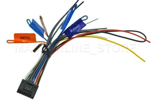 small resolution of kenwood ddx 771 ddx771 genuine wire harness pay today ships today for sale