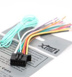 xtenzi wire harness for pioneer avic 5100nex 6100nex 7100nex cdp1666 for sale [ 1200 x 1000 Pixel ]