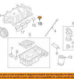 ford oem engine intake manifold gasket aa5z9439ba 16 20 [ 1500 x 1197 Pixel ]