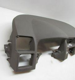 2007 volvo s40 dash panel w passenger airbag gray 5921 oem 05 06 07 08 09 for sale [ 1600 x 1128 Pixel ]