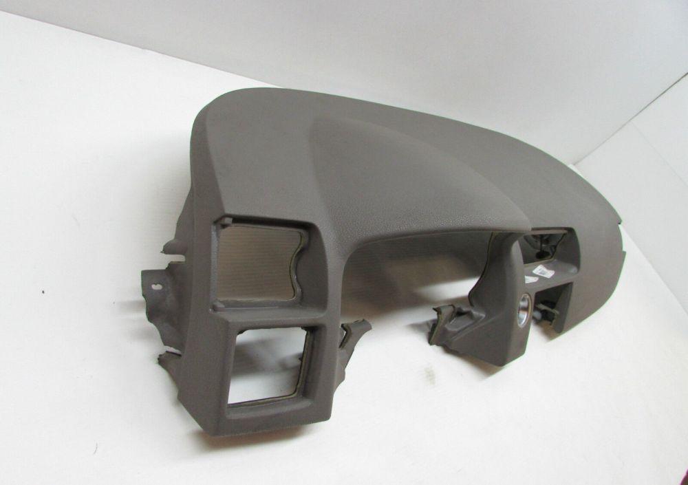 medium resolution of 2007 volvo s40 dash panel w passenger airbag gray 5921 oem 05 06 07 08 09 for sale