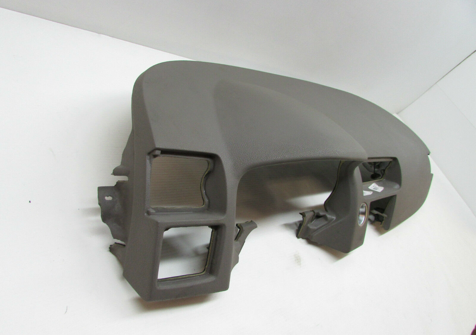 hight resolution of 2007 volvo s40 dash panel w passenger airbag gray 5921 oem 05 06 07 08 09 for sale