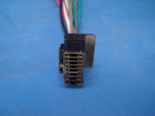 small resolution of pioneer radio plug stereo harness deh p3000ib p4900ib p5100ub p5800mp p4800mp 15 for sale