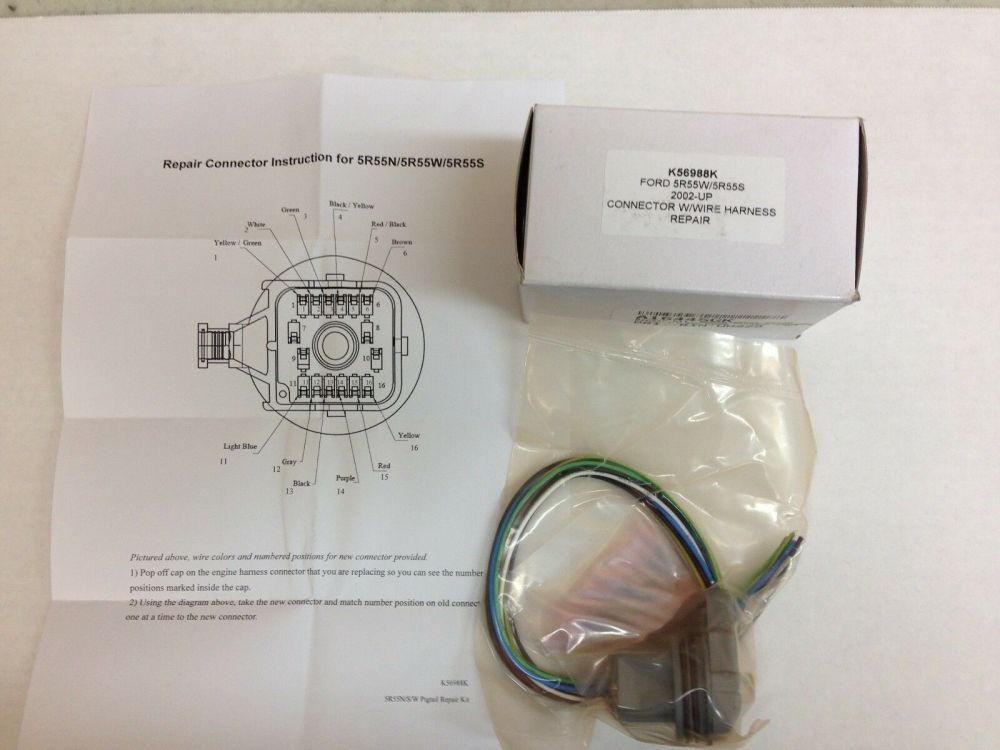 medium resolution of 5r55w wire harness wiring diagram 5r55s wiring diagram
