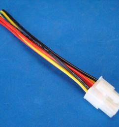 rockford fosgate punch amplifier 6 pin speaker wire harness plug 45hd 75hd 150hd 9 95 [ 1600 x 1200 Pixel ]