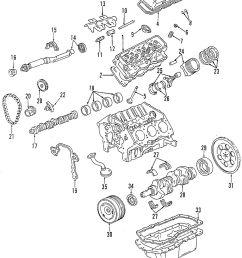 gm oem engine valve cover 12590363 61 91 [ 1185 x 1582 Pixel ]