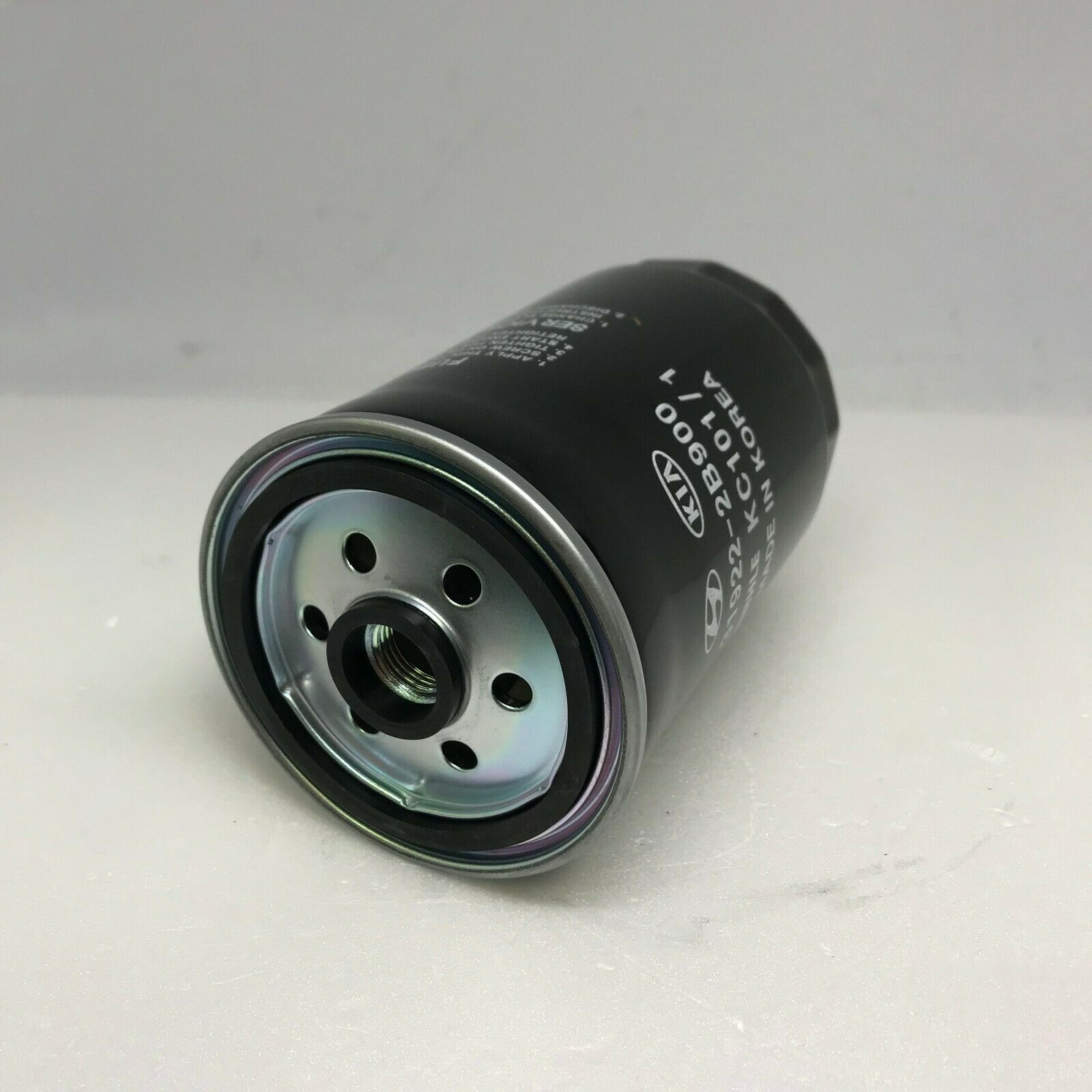 hight resolution of genuine 31922 2b900 fuel filter catridge 1p for 2007 2009 hyundai santa fe cm for sale