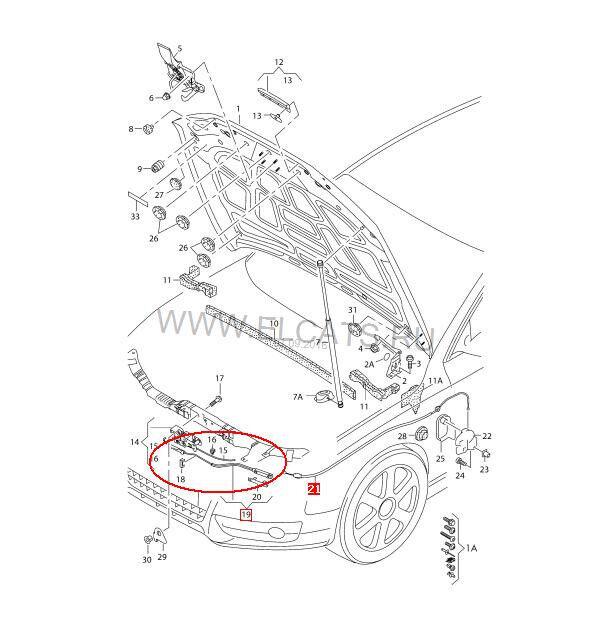 Audi A4 S Line Fuse Box