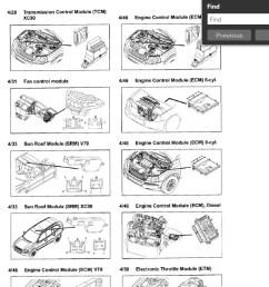 vehicle parts accessories official workshop manual service repair volvo xc90 2002 2014 wiring diagram car  [ 1280 x 634 Pixel ]