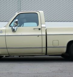 73 87 chevy c10 truck rear axle flip kit 5 drop with c notch kit shock combo for sale [ 1600 x 761 Pixel ]