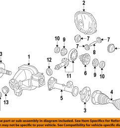 ford rear pinion seal diagram [ 1000 x 869 Pixel ]