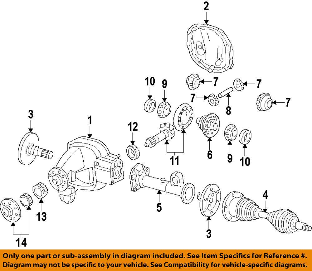 medium resolution of ford rear pinion seal diagram