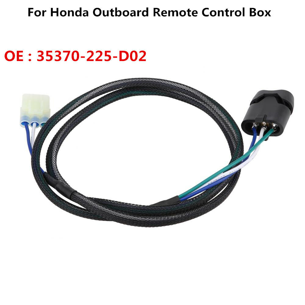 medium resolution of remote control lift tilt trim switch assy for honda outboard box 35370 225 d02 for sale