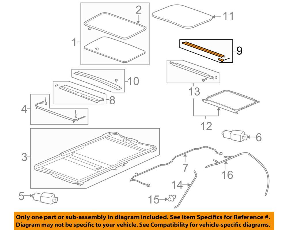 medium resolution of gm roof diagram
